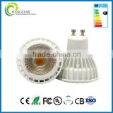 24v/110v/220v dimmable led track spot gu3.5 gu10 mr16 gu5.3 ar111 3w 5w 7w 15w narrow beam cob led lens ceiling spot light