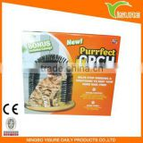 Purrfect Arch Groomer For Cats Kitten Scratching Toys As Seen On Tv Pet Toys
