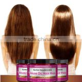 Argan Oil Hair Mask, 8 oz. Hair Treatment Therapy, Deep Conditioner for Damaged & Dry Hair, Heals & Restructures