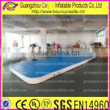 New Arrival Double Wall Fabric Inflatable Gym Equipment Inflatable Tumble Track