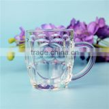 Machine press Top Quality Clear German Style glass Most popular beer stein beer cup mug                                                                         Quality Choice