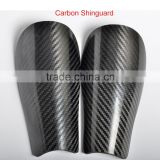 Carbon Fiber Shin guards/Play Football Carbon Shinguards/Sports Carbon Shin pads