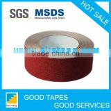 2016 hot sales!!! Transparent color 80# water acrylic adhesive PET non slip adhesive tape