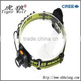 plastic sense lamp LED dry battery power source headlamp headlight
