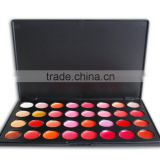 High Quality 32 Colors Lip Gloss Palette Makeup Lipstick Palette Lipgloss Cosmetic Set
