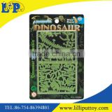 Magical night light dinosaur puzzle toy for kids