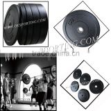 2015 New Style Crossfit Hi-Temp Bumper Plate                                                                         Quality Choice
