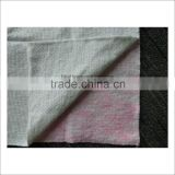 Pink color 50%recycled cotton, 50%polyester cotton wiping rags