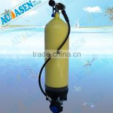 INquiry about 12L Yellow steel tank / Scuba tank / Scuba cylinder/ Diving oxygen cylinder