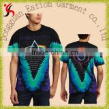 male activewear custom cut sleeveless t shirt tie dye clothing workout clothes t-shirts