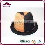 French style fedora hat with competitive price