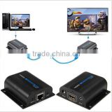 HDMI Extender Transmitter +Receiver Sender with RJ45 LAN Interface CAT6 Signal Network Cable For DVD PS3 Projector