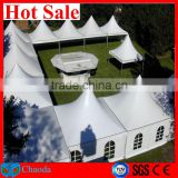 2014 hot sale CE ,SGS ,TUV cetificited aluminum alloy frame and PVC fabric dubai tent