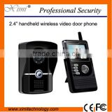 Good quality video intercom with door release wifi video door phone apartment video intercom system home security