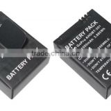 2012 Hot selling!!! Lithium ion battery pack for Gopro hero 3