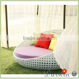 wicker poolside round bed with canopy on sale                                                                         Quality Choice
