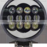 "NEW ECE MARK 9"" 80W CRE Highpower vehicle LED Driving Light, LED working Lamp with Angel Eyes (SR-LDW-609N,80W,9"")"