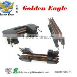 copper coils assemble with plastic bobbin induction coil inductor for coin selector