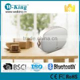 w-king new home theater sound system bluetooth wireless speaker with 30w, handsfree pipe application