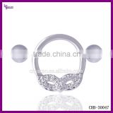 Anime Body Jewelry Wholesale Surgical Steel Nipple Piercings Rings