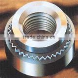 CNC precision stainless steel round self clinching pem nut