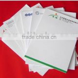 2011 new colorful letterhead notepad