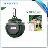 China manufacturer outdoor speaker covers waterproof, mini wireless water proof speaker bluetooth