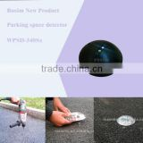 surface mounted parking space vehicle presence detector for parking car counting system