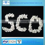 Best sale in India HPHT CVD white rough diamond jewelry for sale