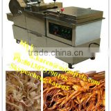 Roasted squid shred machine/Sleeve fish roasting machine/squid roaster