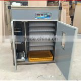 JF-176 NEW China Made Promotion Price Multifunctional High Hatching Rate Chicken/Quail Incubator For Hatching 76 pcs Chicken Egg