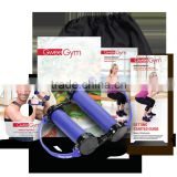 Best Resistance Bands Exercise Kit - Gwee Gym Total Body Workout Kit - All in One Portable Gym Equipment