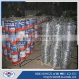 Hot dipped galvanized weight of barbed wire price per roll,barbed wire,barbed wire price