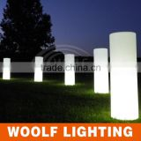 Party Events Used Waterproof LED Lighting Cylinder