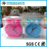 goat shape silicone time clock