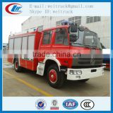 high performance 6tons china water fire truck for sale