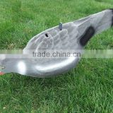 PIGEON DECOY BIRD PAINTED SHELL HIGH QUALITY