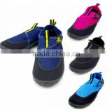 Cheap price adult stock sport shoes aqua water shoes