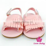 G5X-134 Love baby wholesale Summer infant soft soft sole cool cute baby shoes easy to walk