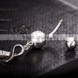 Belly Button Ring Gem Navel Yiwu Flower Body Piercing