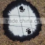 Pure felt handmade dog & cat mat