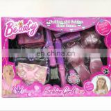 New style fashion cosmetics set beautiful toys for girl
