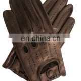 Sheep Skin Leather Driving Gloves