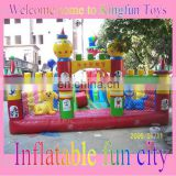 2013 HOT Selling inflatable playground toys