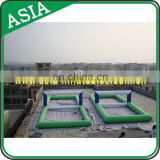Inflatable Water Volleyball Games Used on Sea