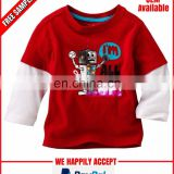 Kids printed tshirt wholesale manufacturer