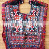 Ethnic Banjara Neck yoke- Indian vintage banjara neck yoke with hand embroidery