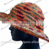 Wire Brim Hat HCWB 0024