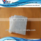 Anti-bacterial Wool/PET wadding