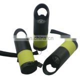 6 led mini glow flashlight with bottle opener ,CE ROHS